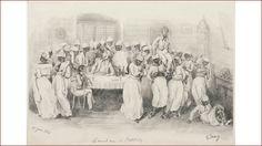 In 1966 kocht het Tropenmuseum een aantal pentekeningen door Théodore Bray, die tussen 1841 en 1868 werkzaam was in Suriname. Aangezien zijn naam niet voorkomt in lijst van plantagedirecteuren in de Almanakken die bestaan over Suriname (1841-1850), wordt verondersteld dat hij zijn werk daar begon als blankofficier. Een blankofficier was de opzichter van een plantage, en verving de eigenaar, ook wel planter genoemd, die vaak afwezig was in het dagelijks bestuur van de plantage.Theodore Bray…