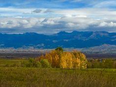 Teton Valley Idaho In October