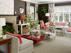 Lake Forest Showhouse by Branca, Inc.
