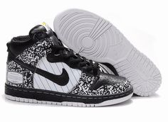 newest collection 5575a c2ba9 Buy Discount Mens Nike Dunk High Top Shoes Black White Notebook from  Reliable Discount Mens Nike Dunk High Top Shoes Black White Notebook  suppliers.