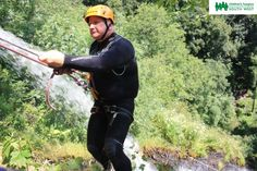 Check out these amazing photographs from our abseil at Canonteign Falls, England's highest waterfall, in July this year.  These abseilers literally went 'over the edge' for the Children's Hospice South West.  To find out more about abseiling for CHSW www.chsw.org.uk/abseil.  #abseil #chsw