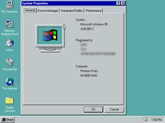 Windows 95 (1995) All OSR Release Free Download ISO Disc Image Files - GetMyOS.Com Disk Image, Windows 95, Windows Versions, Windows Operating Systems, Microsoft Windows, Free