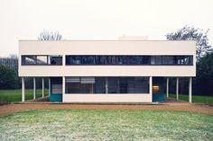 modern exterior Must-Know Moderns - Corbusier