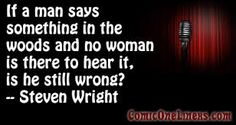 steven wright quotes - Google Search