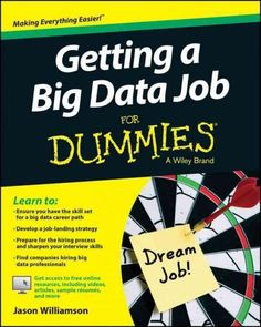 Hone your analytic talents and become part of the next big thing Getting a Big…