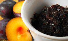 Szilvalekvár sütőben recept Cantaloupe, Pudding, Fruit, Desserts, Food, Tailgate Desserts, Deserts, Custard Pudding, Essen