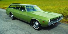 1971 Dodge Coronet Wagon