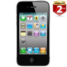 Apple iPhone 4S 32GB Black Neverlocked