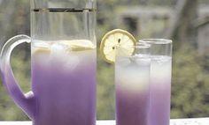 Levanduľová limonáda. Zázrak na bolesti hlavy a úzkosť   Báječné Ženy