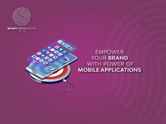 Just Feel the Power of Mobile Application Online Marketing Companies, Digital Marketing Services, Creative Design, Web Design, Marketing Channel, Mobile App Design, Mobile Application, Design Development, Digital Media