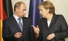 Merkel und Putin für rasche Gespräche über Gaslieferung an EU