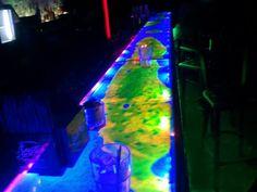 Beau Liquid Floor/bar Top