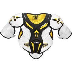 Bauer Supreme ONE40 Hockey Shoulder Pads - Junior