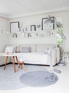 Una cabaña de estilo escandinavo | Decoratrix | Decoración, diseño e interiorismo