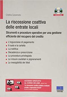 8db71e93bd Scaricare La riscossione coattiva delle entrate locali: strumenti e  procedure. Le notifiche, l