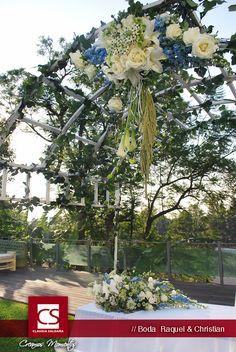 Ideas de bodas - Boda civil  Raquel & Christian