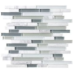 costco marble glass mosaic tile