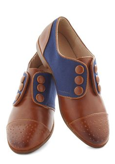 shoes with buttons