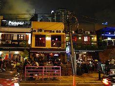 Kuala Lumpur :: go clubbing at Changkat Bukit Bintang, in the heart of Kuala Lumpur