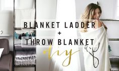 DIY the perfect blanket storage solution as well as a super tumblr throw blanket! MEET UP DETAILS// Saturday Aug 22nd, Toronto - Visit the facebook link for ...