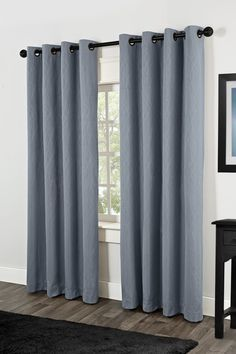 Braelynn Blackout Thermal Curtain Panels