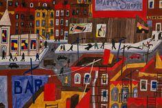 MoMA | Jacob Lawrence's Migration Series | Walking Tour | Through Sept. 3