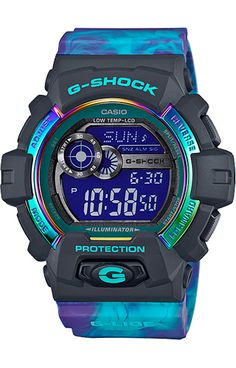 Casio G-Shock G-Classic GLS-8900AR-3ER #Klepsoo #Watches #Casio #Carnival #CarnivalTime
