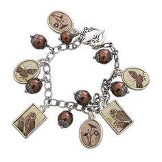 Natural Charm Bracelet Project
