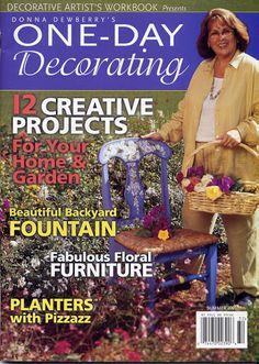 UN DIA DECORANDO - Michelle L. Porte V. - Álbuns da web do Picasa...  Free book!!