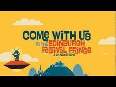 Join the Edinburgh Festival Fringe Parade