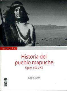 José Bengoa, ha hecho un camino sistemático de investigación en torno de la problemática mapuche, y hoy nos ofrece esta edición corregida de la ya clásica obra sobre la historia del pueblo Mapuche. El libro reconstruye la larga historia del pueblo mapuche poniendo especial énfasis en su último período de vida independiente durante el siglo XIX. Localización en biblioteca:980.43 B466h 2000