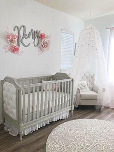 Nursery Wall Decor Paper Flowers Blush Pink Code 120