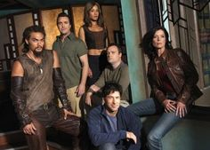 Stargate Atlantis: cast