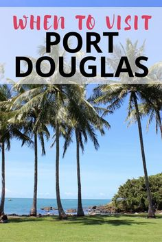 WHEN TO VISIT PORT DOUGLAS