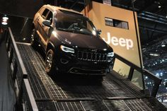 Standing out at a trade show can mean the difference between being the bell of the ball, or the forgotten booth. Read on for tips on a great trade show presence! Jeep 2014, 2014 Jeep Grand Cherokee, Jeep Brand, Chicago Auto Show, Jeep Dodge, Chrysler Jeep, Best Vibrators, Show Photos
