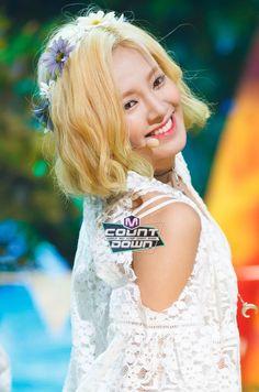 hyoyeon snsd party hir kpop 2015