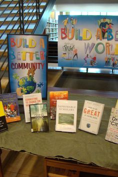 Build A Better World May 2017
