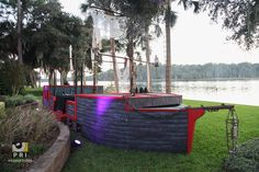 We are a Jacksonville, FL event planning & rental company specializing in events of all types and sizes. Pirate Theme, Outdoor Furniture Sets, Outdoor Decor, Halloween Diy, Event Planning, Make Your Own, Ship, How To Plan, Home Decor