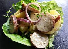 ❤️ Lust auf Lecker : Après Grill - Bratwurstsalat