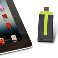 The Only iPad Wireless Flash Drive, $119.95 | 31 Clever Tech Gifts You Might Want To Keep For Yourself