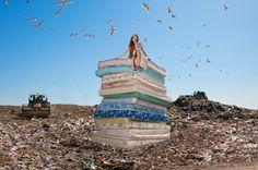 Fallen Princesses by Dina Goldstein