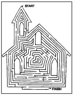 Church Coloring Pages for Kids - Church Coloring Pages for Kids , Fight Faith Bible Coloring Jesus Free Kids Sunday School Lessons, Sunday School Activities, Church Activities, Bible Activities, Sunday School Crafts, Mazes For Kids, Bible For Kids, Toddler Bible, Bible School Crafts