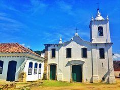 Igreja em Paraty - Rio de Janeiro