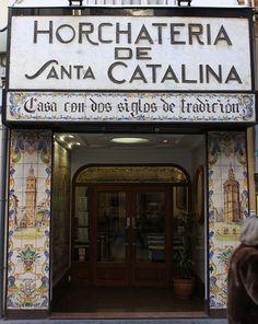 Horchateria en #Valencia