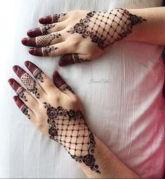 95+ Latest Mehndi Designs || New henna patterns to try in 2019 | Bling Sparkle