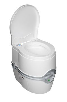 camping Toilet Folding Anti-slip commode for Car Travel Outing Portable Toilet