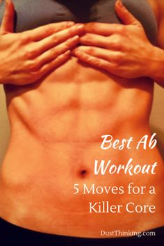 Best Ab Workout 5 Moves for a Killer Core