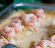 Shrimp Dishes, Fish And Seafood, Fish Recipes, Recipies, Pasta Salad, Health Fitness, Veggies, Food And Drink, Cooking Recipes