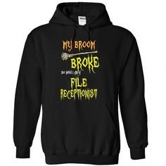 FILE RECEPTIONIST The Awesome T Shirts, Hoodie Sweatshirts