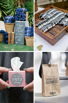 Ceremony Favor Ideas + 5 Ways to Add Creative Personal Touch to Your Wedding Ceremony - City of Creative Dreams